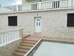 Terrace, Surface: 35 m²