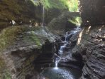 Watkins Glen State Park, only 18 miles from Mallard..