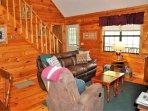 Cherokee Rose_Dining & Living Area