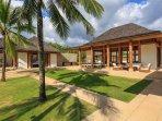 Villa Shanti - Day time ambience