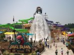 Spend the day at Six Flags Skull Island!!