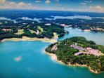 Spend a day at beautiful Lake Lanier Islands!