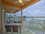 Experience the luxury of waterfront living in this breathtaking 3-bedroom, 2-bathroom vacation rental home in...