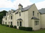 A large holiday house in Perthshire that sleeps 16