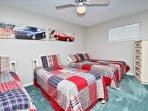 Guest Bedroom 2 - Loft