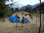 Deoria Tal and Chopta