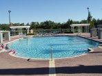 Spectacular Roman Pool!