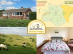 Stay on our peaceful family farm on the Kent / East Sussex border, 10 minutes from Rye & 20mins sea.