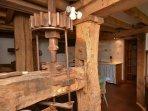 Original mill mechanisms