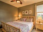 Two futon floor mats  with linen sets are available to accommodate 2 other guests.