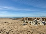 Relax and recharge during your stay in Aptos!