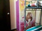 The closet in fan room