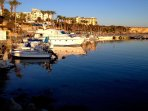 Coral Bay marina is a 15 min drive from Eagle's View. Fishing trips, boat tours and scuba diving.