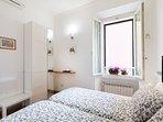 2nd bedroom-light filled room