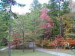 Creek Bend Escape_Fishing River Cabin_Sleeps 6_Pet Friendly_Ench