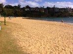 Kalipaki Beach.