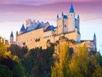 El Alcazar de Segovia a 50 min del apartamento