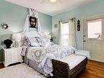 first level queen bedroom