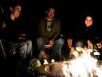 Time for stories around the campfire