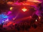 Cumberland Caverns Live. 333 feet underground!