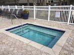 kiddie pool in community pool