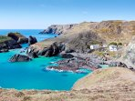 Kynance Cove is always worth a visit