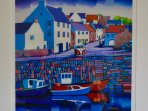Print of Crail Harbour
