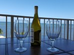 Dine on your balcony and have one of the best views in the Florida Keys!