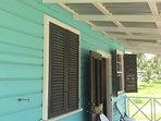 Shepherdville One. Roomy Front Patio and extra roomy deck!