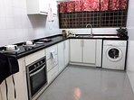 brand new clean kitchen