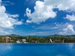 Relax in the swimming pool and take in the fabulous view of the Andaman Sea