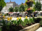 The French Cottages - in a pretty Charente Village