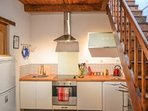 The French Cottages - Fully Equipped Kitchen