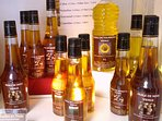 The French Cottages - Sample local products