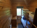 Bunk beds in Beech
