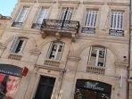 Immeuble XVIIIème au 15 rue Jean-Jacques Rousseau
