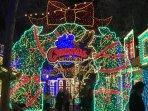 Silver Dollar City at Christmas