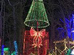6 million lights decorate Silver Dollar City at Christmas