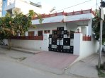 A Travellers Retreat.  A fully furnished 3 AC bedroom home with all amenities and free parking
