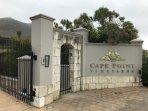 Cape Point Vineyars - 4.5 k.m away
