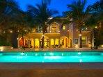 Riviera Maya Haciendas - Hacienda Corazon Beach Front 5-10 BR, FULLY STAFFED!