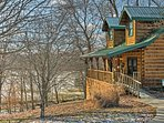 For a rejuvenating Kentucky getaway, book this welcoming vacation rental cabin!