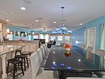 open dining/living areas make this a perfect to entertain  large group -everyone will love the space