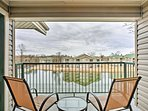 Experience the family fun capital of the Midwest from the comfort of this 2-bedroom, 2-bathroom vacation rental condo...