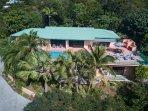 Your birds-eye view of Jazz Villa