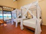 2nd floor -  Room 8  has AC, ceiling fan, en suite bathroom