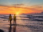 Sunset Strolls