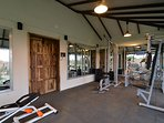Modern Well Equipped Gym Facility