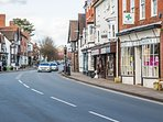 Henley in Arden's historic mile long High Street (Copyright: Exclusively Warwickshire)