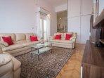 Spaziosa e incantevole soggiorno
